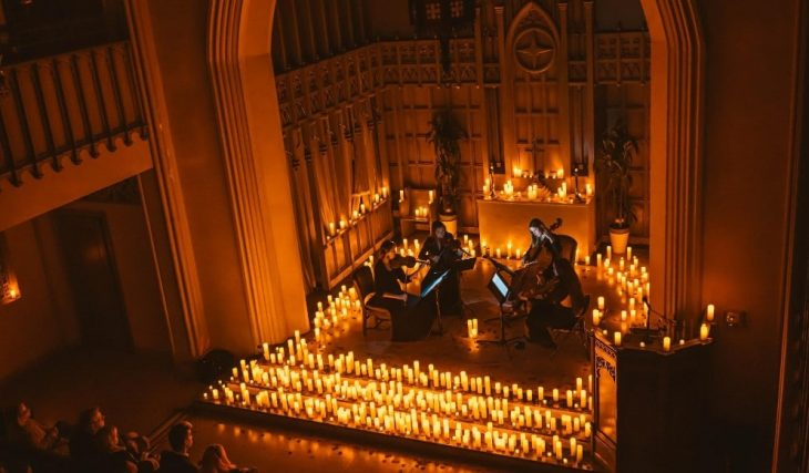These Gorgeous Classical Concerts By Candlelight Are Coming To Vancouver